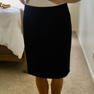 100% Wool J.Crew  pencil skirt